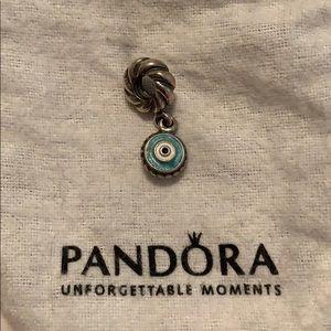 Pandora Evil Eye Charm